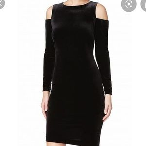 A Black Calvin Klein Dress Worn Only Once.